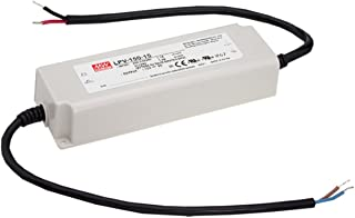 LED Driver 120W 12V 10A LPV-150-12 Meanwell AC-DC SMPS LPV-150 Series MEAN WELL C.V Power Supply