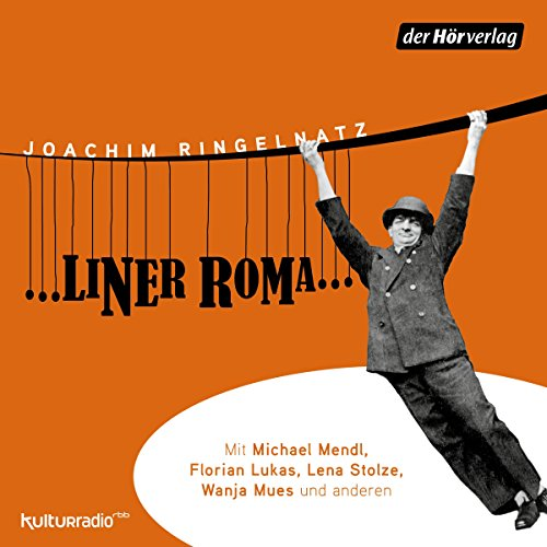 ...liner Roma... audiobook cover art