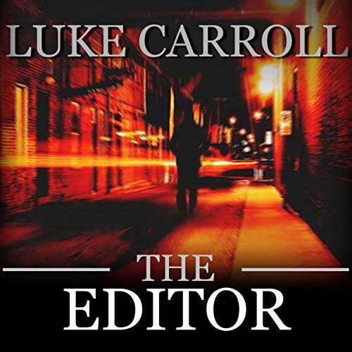 The Editor audiobook cover art