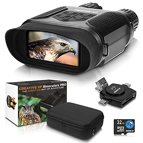 CreativeXP Digital Night Vision Binoculars