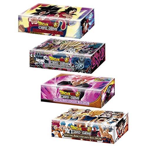 2020 Dragon Ball Super Special Anniversary Booster Box Set