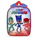 PJ Hero Zaini Scuola Elementare simyron Zaino Junior per bambini Impermeabile Zaino a tema eroe per ragazzi Studenti delle scuole elementari e medie 26*19.5*9.5cm