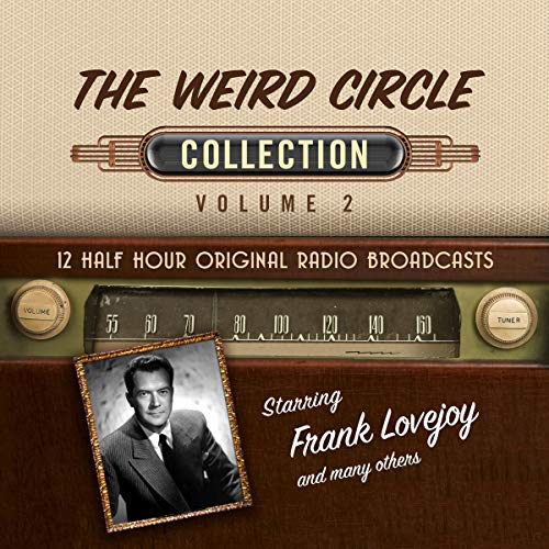 The Weird Circle, Collection 2 audiobook cover art