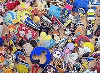 Disney Trading Pin Lot of 10, 15, 25, 50, 100 (10)