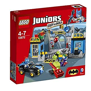 LEGO Juniors Batman 10672 - Verteidigung der Bathöhle (B00F3B2ZWW) | Amazon price tracker / tracking, Amazon price history charts, Amazon price watches, Amazon price drop alerts