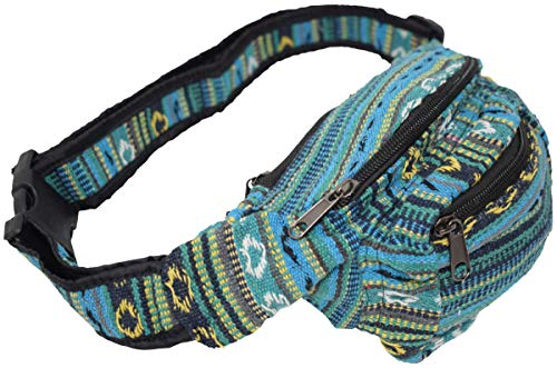 Gheri Festival Colorful Bum Bag Fanny Pack Coin Money Purse Waistpack Pouch Travel Holiday...
