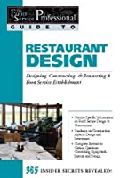 The Food Service Professional Guide to Restaurant Design: Designing, Constructing & Renovating a Food Service Establishment (The Food Service 14) (The Food Service Professionals Guide To) by Sharon L Fullen(2003-01-12)