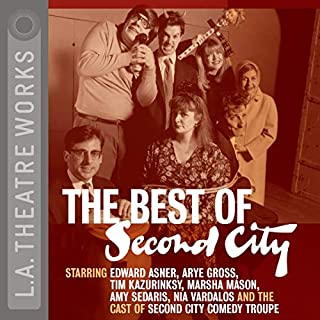 The Best of Second City, Volume 1 audiobook cover art