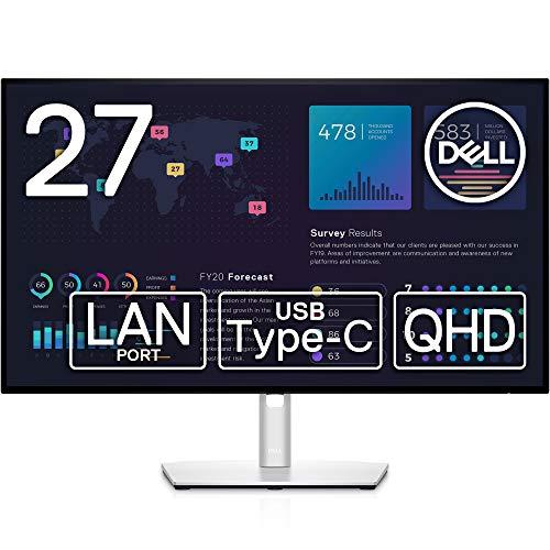 DELL U2722DE 68,6 cm (27 Zoll) 2560 x 1440 Pixel Quad HD LCD schwarz