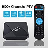 Best Tv Arabic Iptv Boxes - International IPTV Receiver Box with Life-time Subscription Review