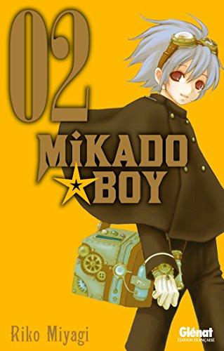 Mikado Boy - Tome 02