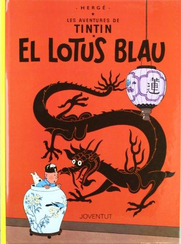 El Lotus Blau (LES AVENTURES DE TINTIN CATALA)