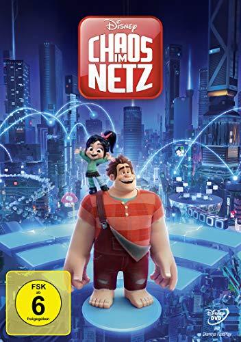 Chaos im Netz [Alemania] [DVD]