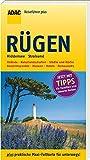 ADAC Reiseführer plus Rügen: mit Maxi-Faltkarte zum Herausnehmen