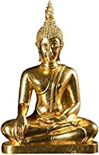 PPCP Thai Buddha Statue Feng Shui Statue Crafts Decoration Home Office Decoration 22×35cm