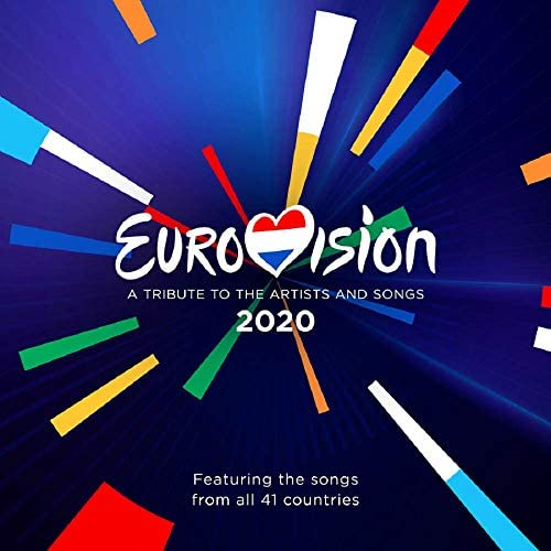 Eurovision 2020 A Tribute To The Artists Songs VariousEurovisions product image