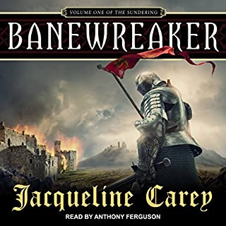 Banewreaker audiobook cover art
