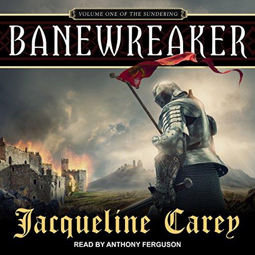 Banewreaker audiobook cover art