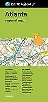 Rand Mcnally Atlanta Regional Map