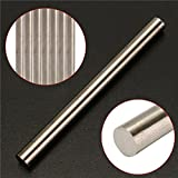 8x100mm Tungsten Solid Rod High Purity Tungsten Tube