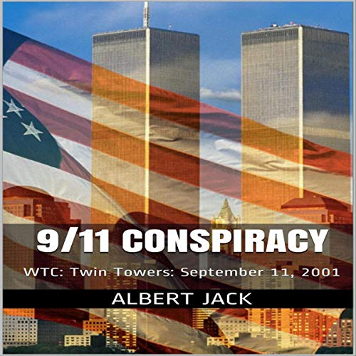 9/11 Conspiracy audiobook cover art