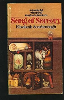 Paperback Song of Sorcery Book