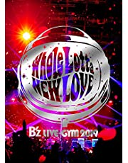 B'z LIVE-GYM 2019 -Whole Lotta NEW LOVE- (Blu-ray)