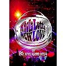 【メーカー特典あり】B'z LIVE-GYM 2019 -Whole Lotta NEW LOVE- (Blu-ray) (A4サイズクリアファイル付)