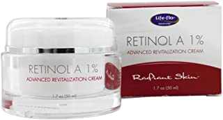 海外直送品 Life-Flo Retinol A 1% Advanced Revitalization Cream, 1.7 oz