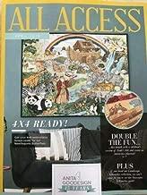 Anita Goodesign All Access VIP Club April 2019 Embroidery Design CD & Book