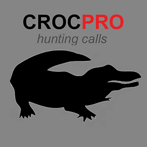 REAL Crocodile Hunting Calls - 7 REAL Crocodile CALLS & Crocodile Sounds! - Croc e-Caller - BLUETOOTH COMPATIBLE