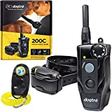 Dogtra 200C Remote Training Collar - 1/2 Mile Range, Waterproof, Rechargeable,...