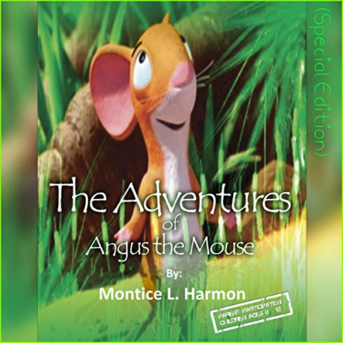 The Adventures of Angus: The Remastered Edition audiobook cover art