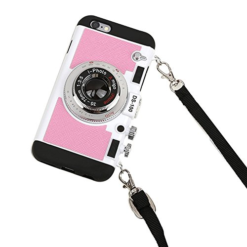 iPhone 6Plus funda, iPhone 6Plus carcasa, 3d diseño único funda para cámara...