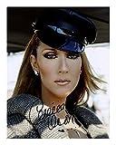 Photo Celine Dion Autographe dédicacé 20 x 25 cm