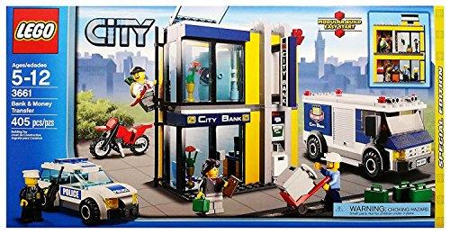 LEGO City Special Edition Set #3661 Bank Money Transfer (japan import)
