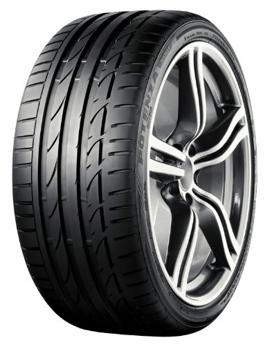 Bridgestone Potenza S 001 FSL - 225/50R17 94W - Neumático de Verano
