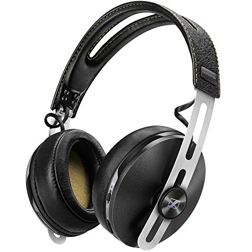 SENNHEISER Momentum 2.0 Wireless with Active Noise Cancellation- Black