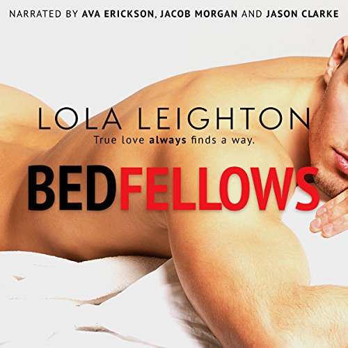 Bedfellows audiobook cover art