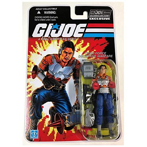 GI Joe Club Psyche-Out Tiger Force Deceptive Warfare Action Figure