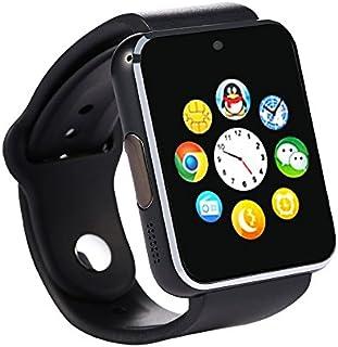 aeb66fa54 Bingo T50 Black Bluetooth Smart Watch with Sim Card Slot and Camera-Black