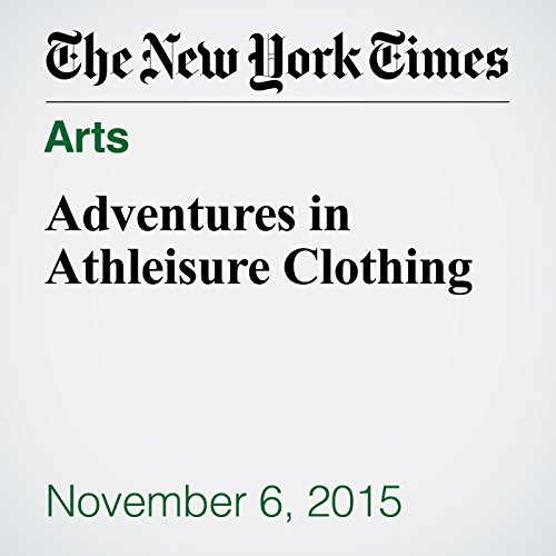 Adventures in Athleisure Clothing cover art