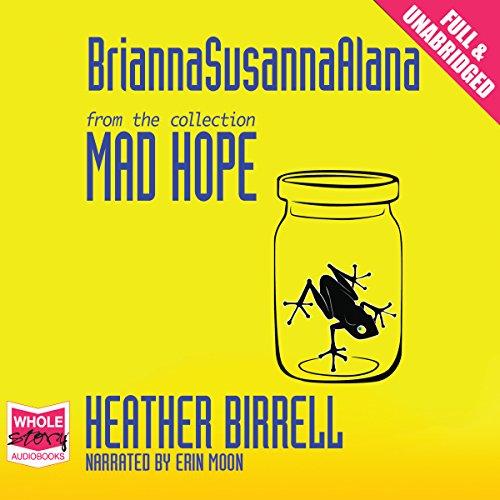 BriannaSusannaAlana audiobook cover art