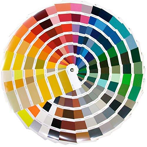 Farbfächer Farbkarte