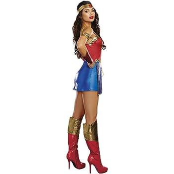 1-1 Santos Cosplay Superwoman Traje Uniforme Supergirl Etapa Mujer ...