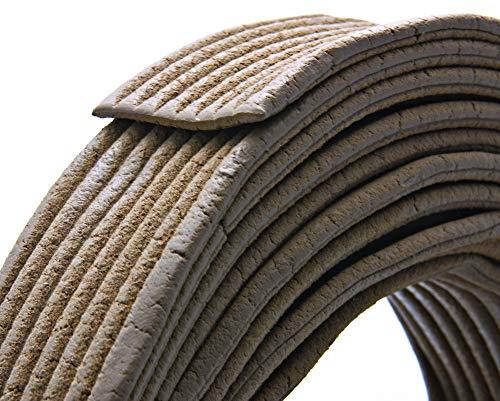 Frost King 19 oz/90', Woodtone B2WT Mortite Caulking Cord, 19oz x 90ft, Long