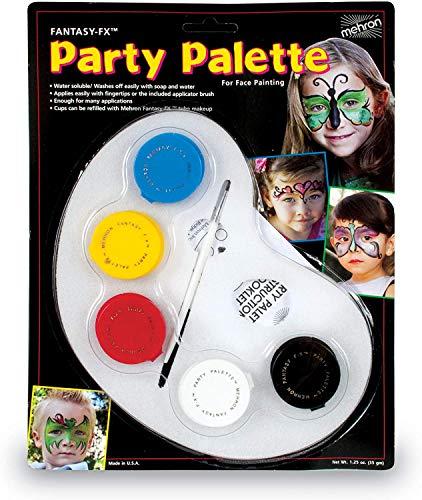 Mehron Fantasy F-X Party Palette