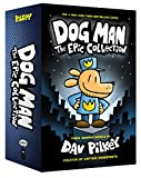 Dog Man: The Epic Collection: From the Creator of Captain Underpants - Dav Pilkey