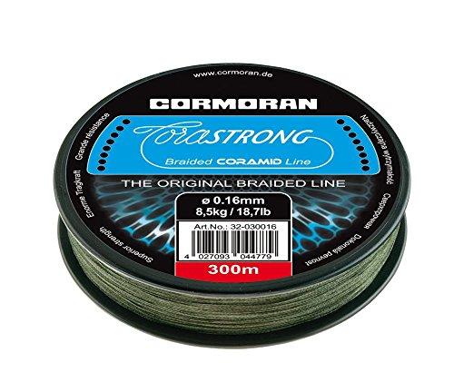 Cormoran Corastrong grün 0.14mm 7.4kg 300m