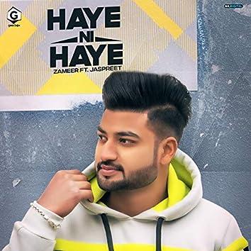 Haye Ni Haye